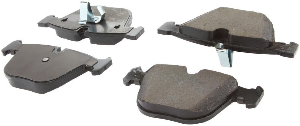 CENTRIC PARTS - Centric Posi-Quiet Ceramic Disc Brake Pad Sets (Rear) - CEC 105.09190