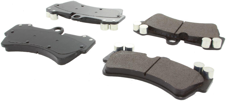 CENTRIC PARTS - Centric Posi-Quiet Ceramic Disc Brake Pad Sets (Front) - CEC 105.09770