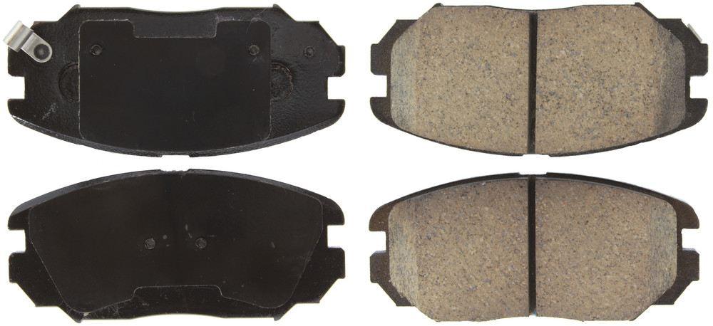 Blue Hose /& Stainless Gold Banjos Pro Braking PBK1160-BLU-GOL Front//Rear Braided Brake Line