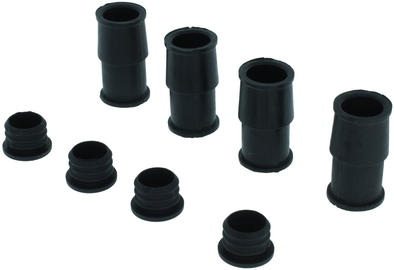 CENTRIC PARTS - Centric Posi-Quiet Ceramic Disc Brake Pad Sets - CEC 105.12790