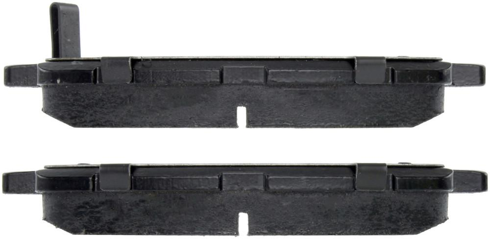 CENTRIC PARTS - Posi-Quiet Ceramic Disc Brake Pad w/Shims & Hardware-Preferred - CEC 105.16980
