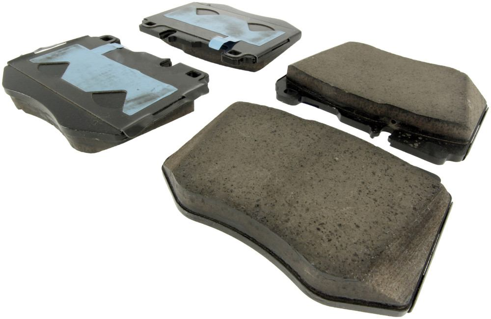 CENTRIC PARTS - Posi-Quiet Ceramic Disc Brake Pad w/Shims & Hardware-Preferred (Front) - CEC 105.17960
