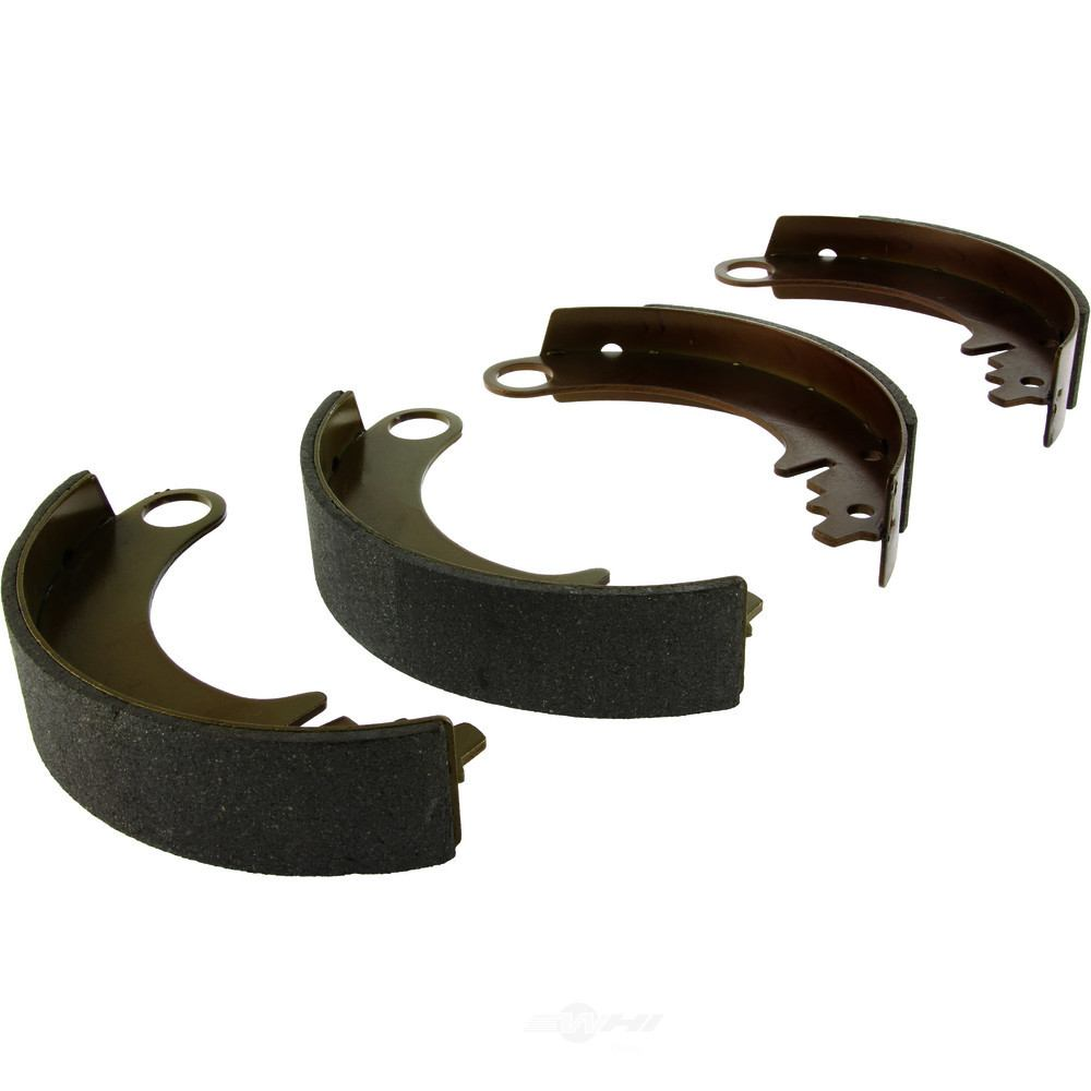 CENTRIC PARTS - Premium Brake Shoes-Preferred - CEC 111.00760