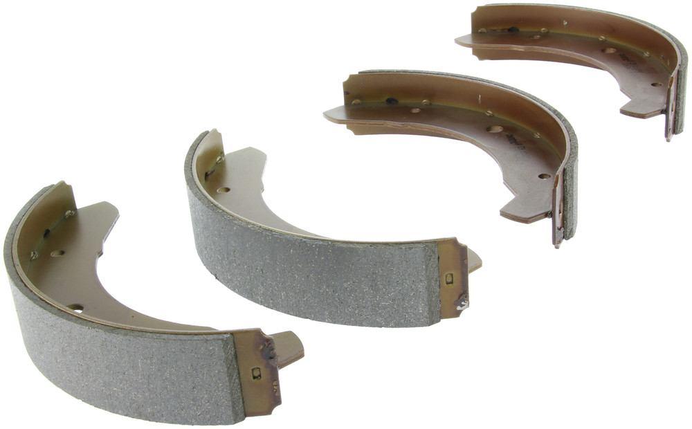 CENTRIC PARTS - Premium Brake Shoes-Preferred - CEC 111.02690