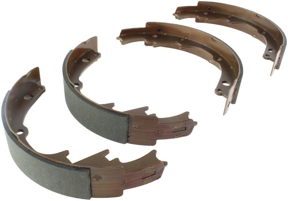 CENTRIC PARTS - Premium Brake Shoes-Preferred (Rear) - CEC 111.02800