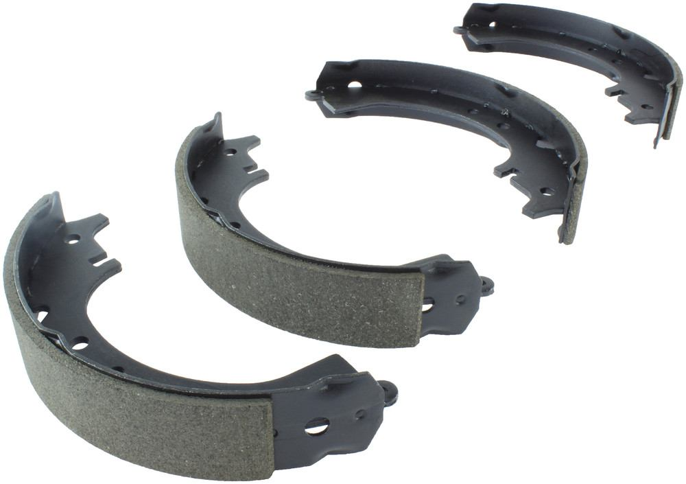 CENTRIC PARTS - Premium Brake Shoes-Preferred - CEC 111.04070
