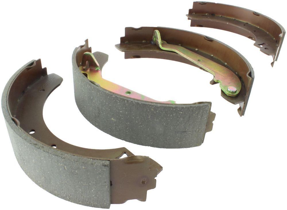 CENTRIC PARTS - Centric Premium Brake Shoes (Rear) - CEC 111.05571