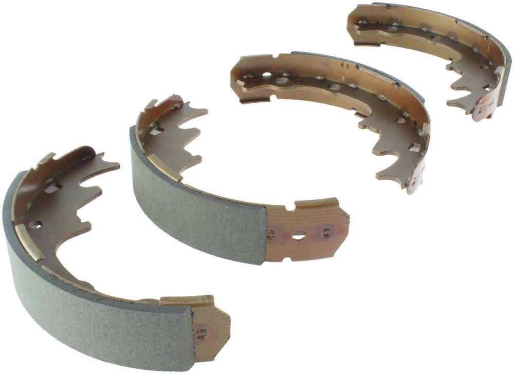 CENTRIC PARTS - Premium Brake Shoes-Preferred - CEC 111.05690