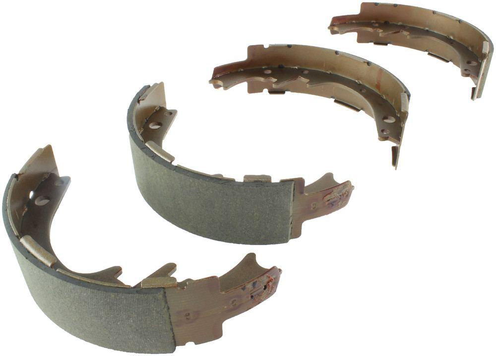 CENTRIC PARTS - Premium Brake Shoes-Preferred (Rear) - CEC 111.05810