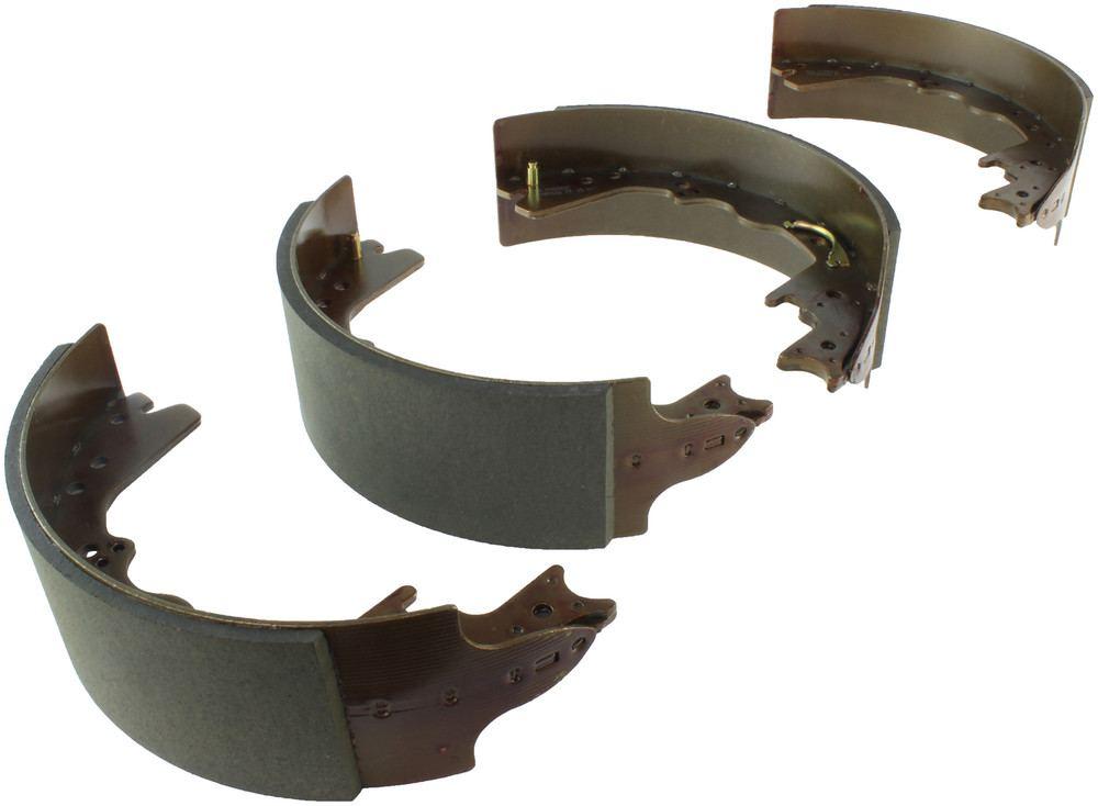 CENTRIC PARTS - Premium Brake Shoes-Preferred (Rear) - CEC 111.05830