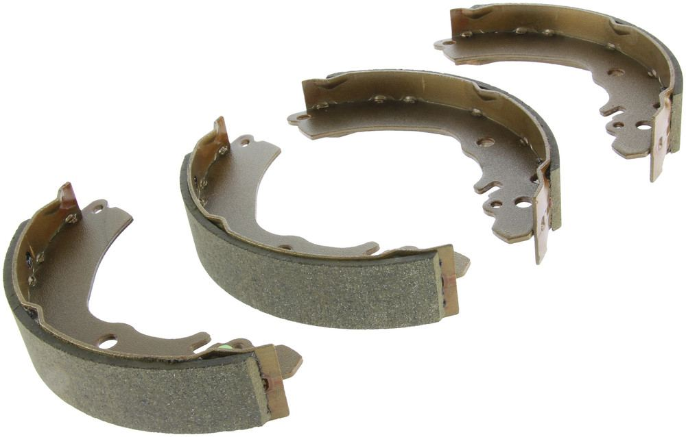 CENTRIC PARTS - Premium Brake Shoes-Preferred (Rear) - CEC 111.06100