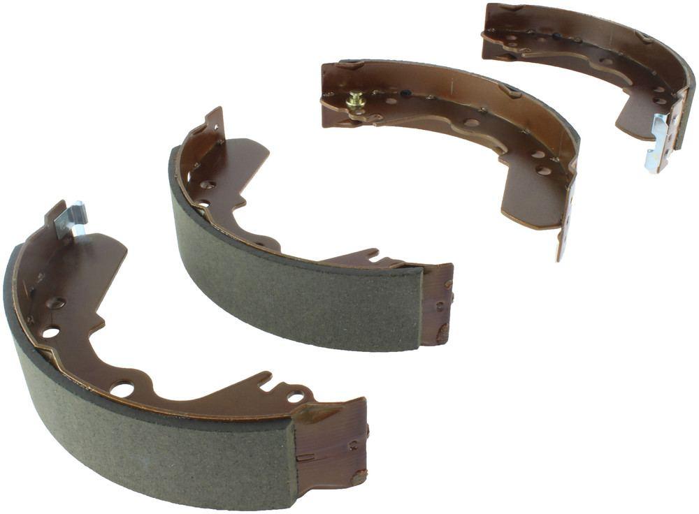 CENTRIC PARTS - Centric Premium Brake Shoes (Rear) - CEC 111.06190