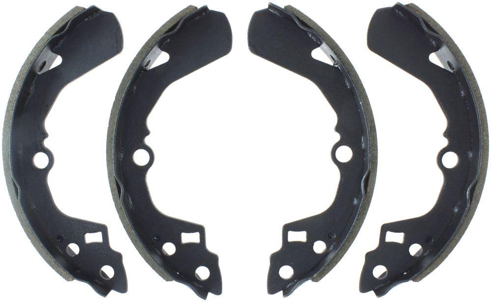 CENTRIC PARTS - Premium Brake Shoes-Preferred (Rear) - CEC 111.06300