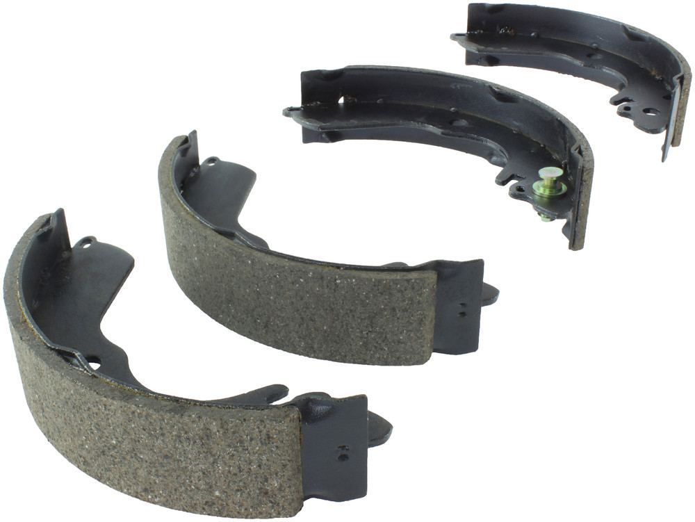 CENTRIC PARTS - Premium Brake Shoes-Preferred (Rear) - CEC 111.06440