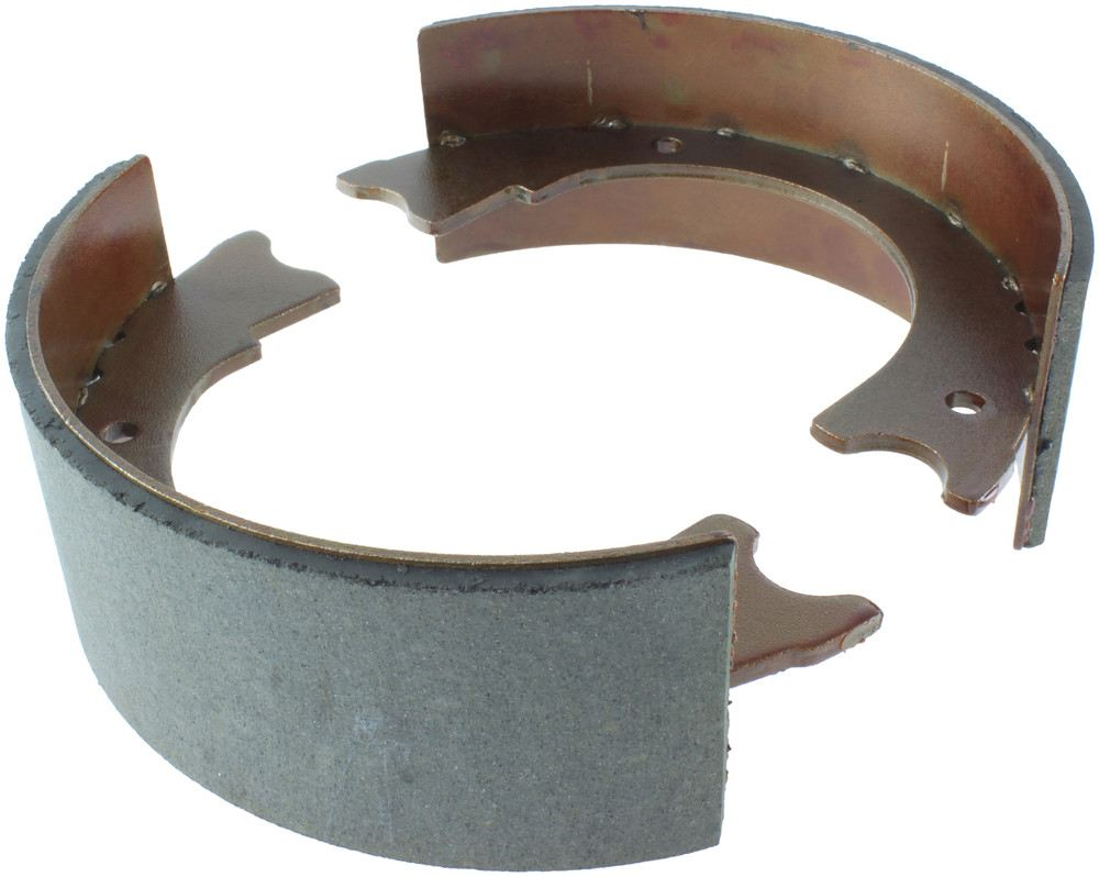 CENTRIC PARTS - Premium Brake Shoes-Preferred - CEC 111.06470