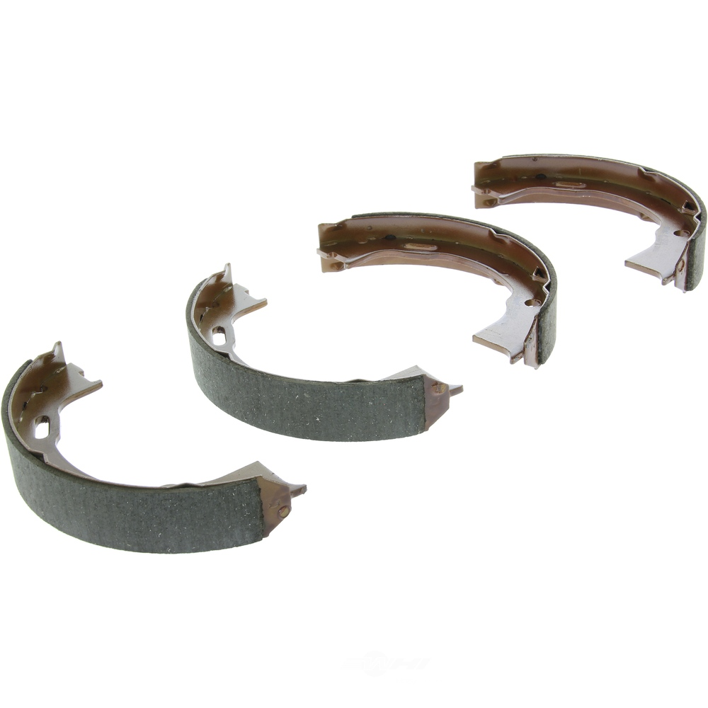 CENTRIC PARTS - Premium Brake Shoes-Preferred - CEC 111.07010