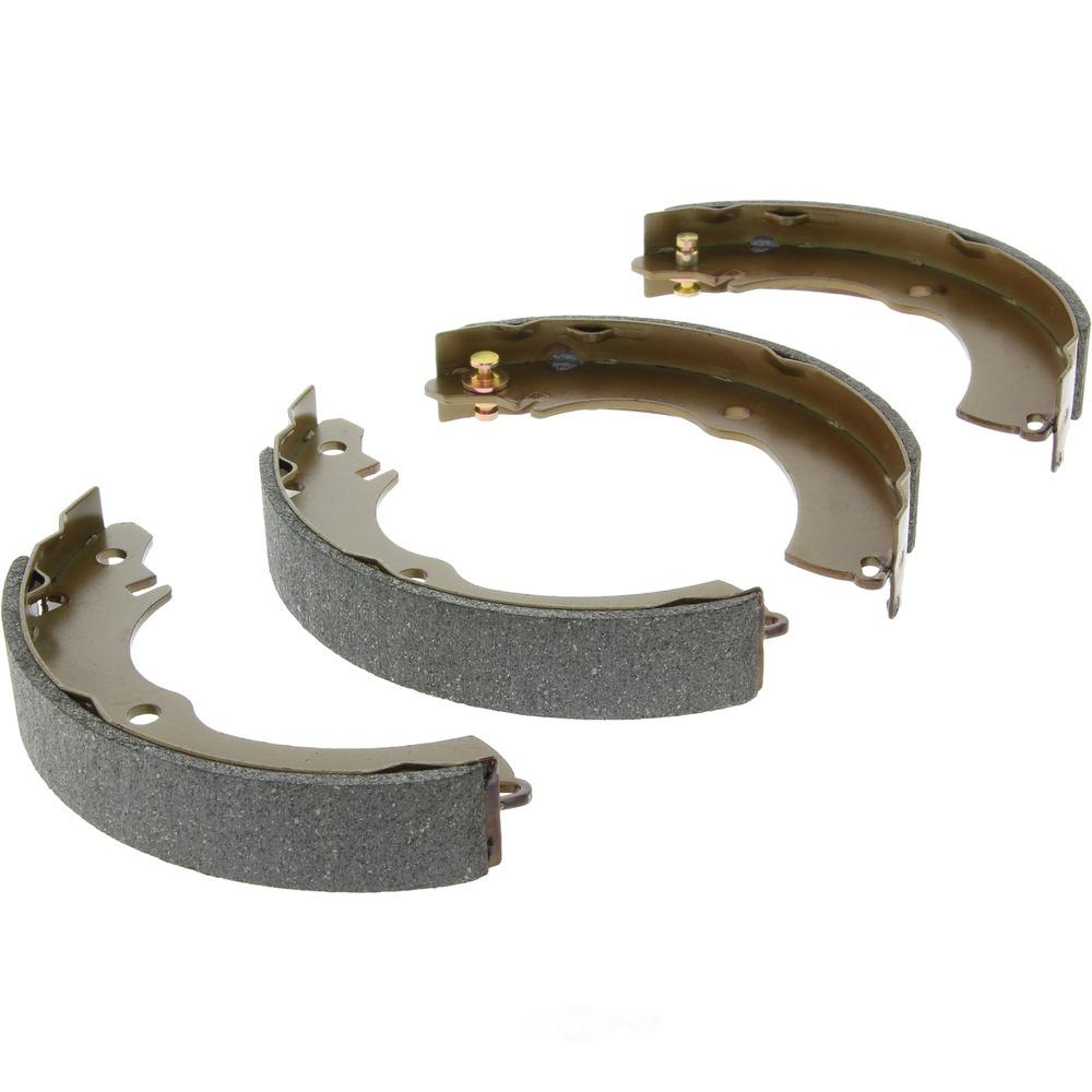 CENTRIC PARTS - Centric Premium Brake Shoes (Rear) - CEC 111.07780