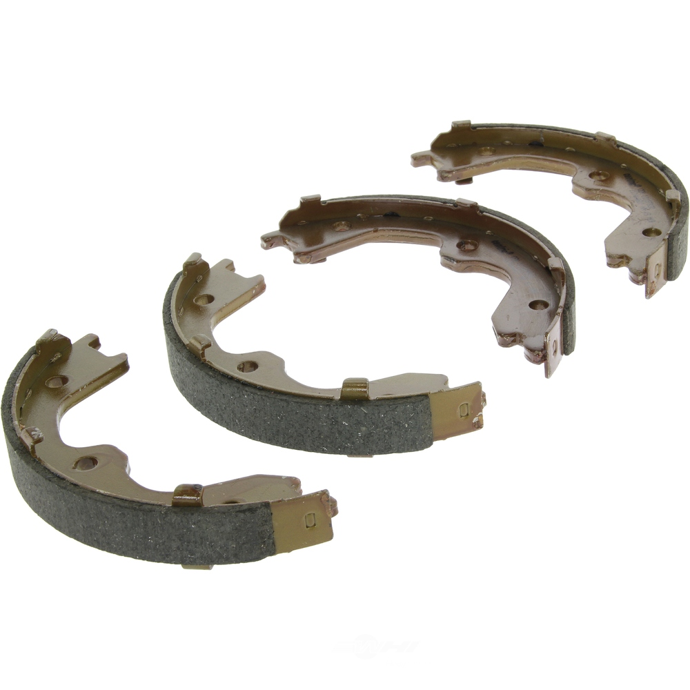 CENTRIC PARTS - Premium Brake Shoes-Preferred - CEC 111.07830