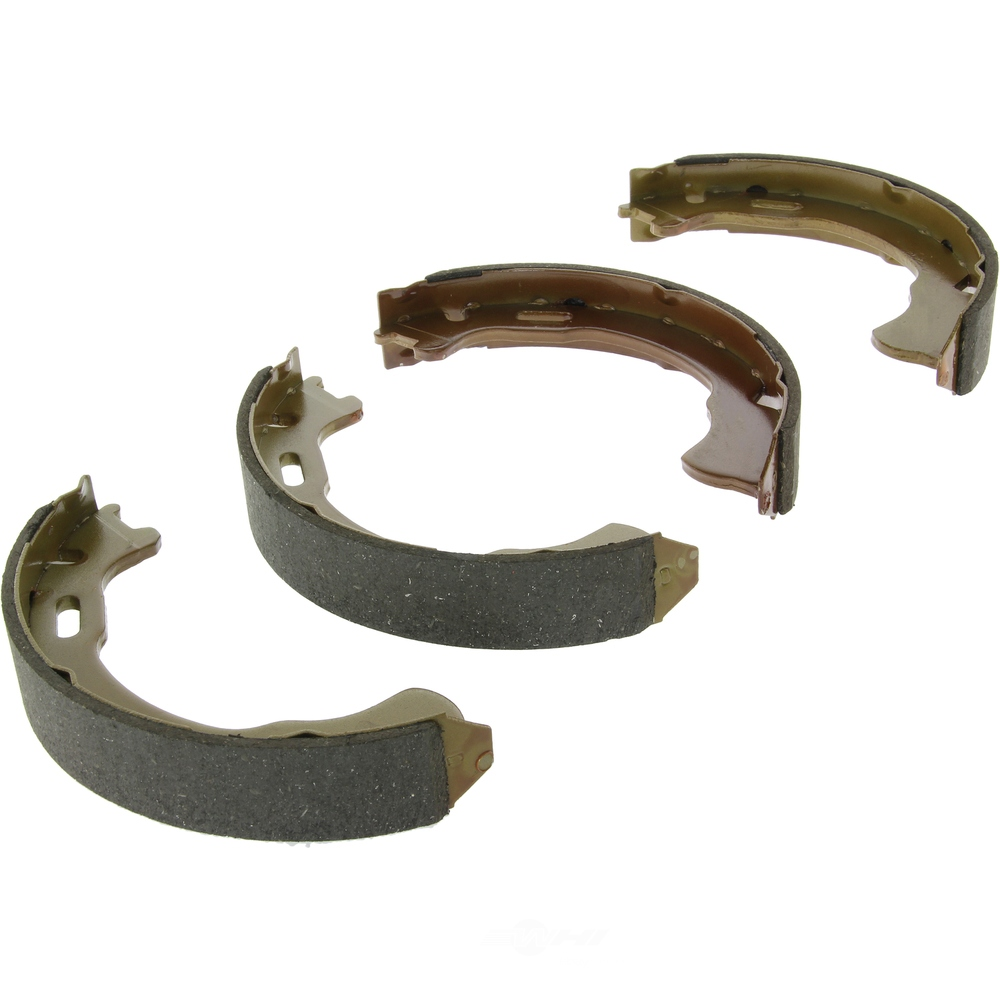 CENTRIC PARTS - Premium Brake Shoes-Preferred - CEC 111.07910