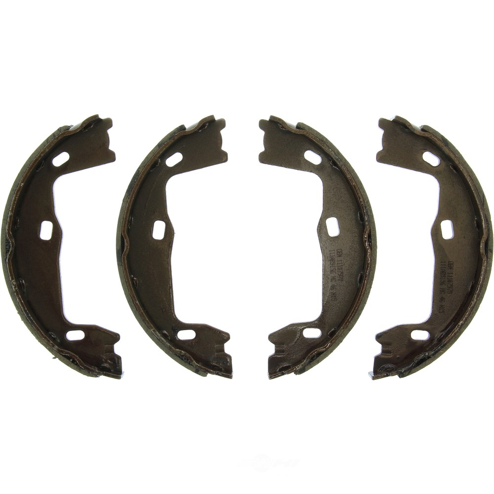 CENTRIC PARTS - Premium Brake Shoes-Preferred - CEC 111.07970