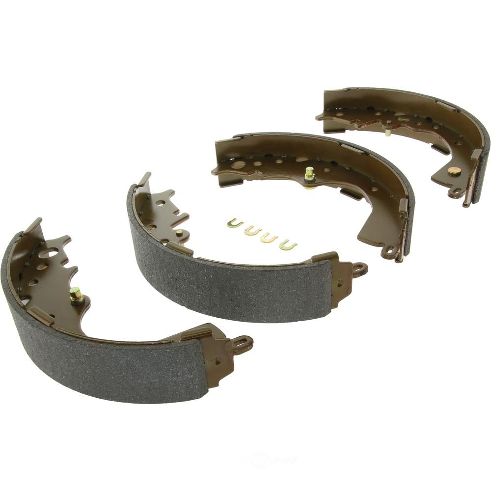 CENTRIC PARTS - Centric Premium Brake Shoes (Rear) - CEC 111.08040