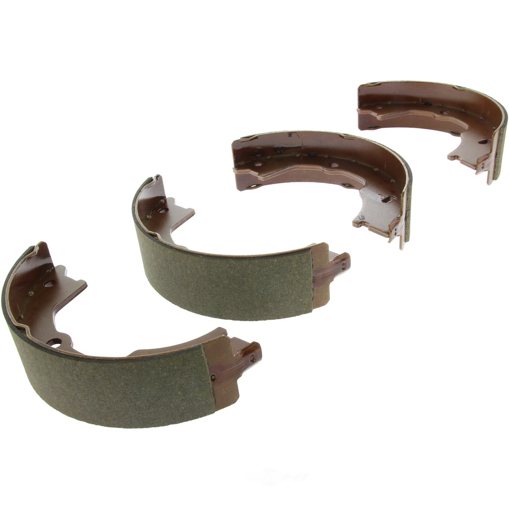 CENTRIC PARTS - Premium Brake Shoes-Preferred (Rear) - CEC 111.08470