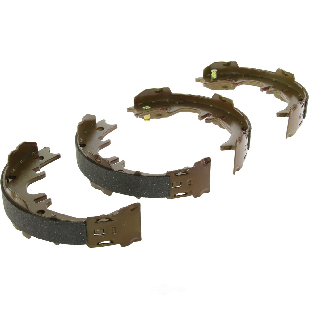 CENTRIC PARTS - Premium Brake Shoes-Preferred (Rear) - CEC 111.08510