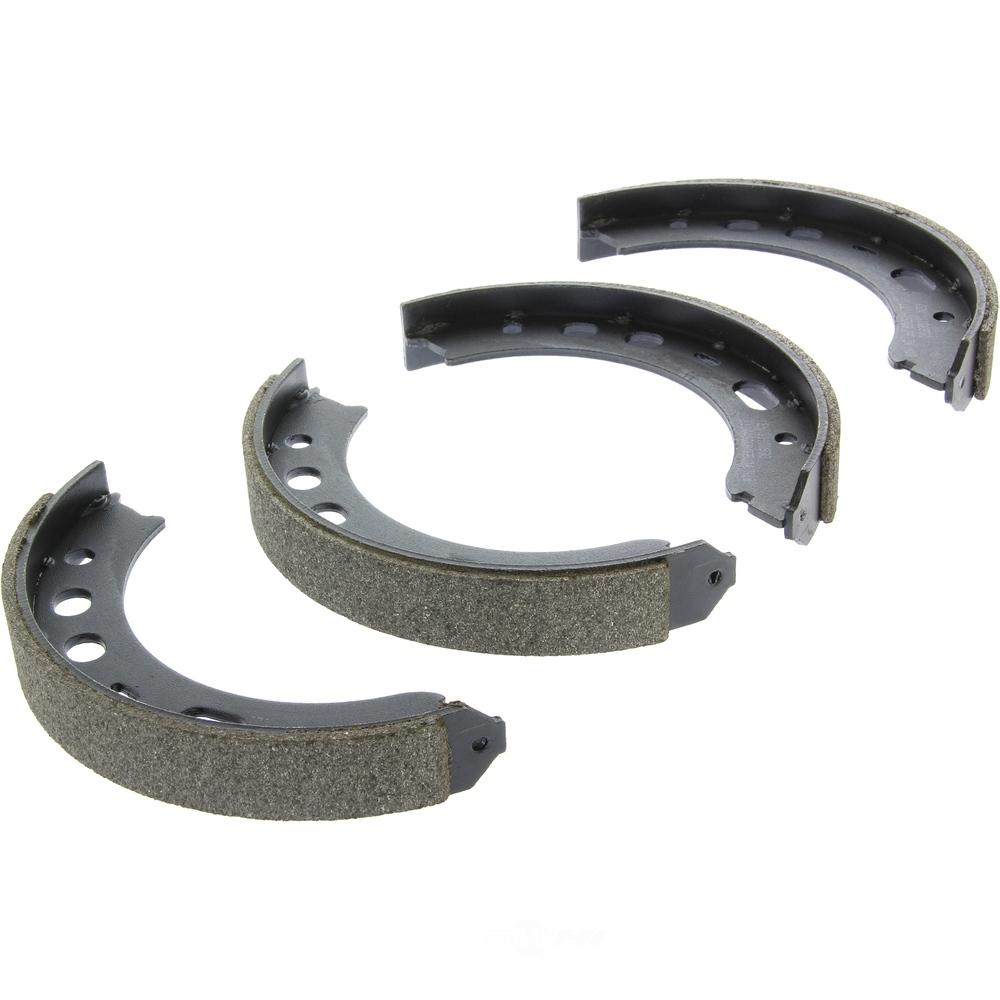 CENTRIC PARTS - Premium Brake Shoes-Preferred - CEC 111.08930