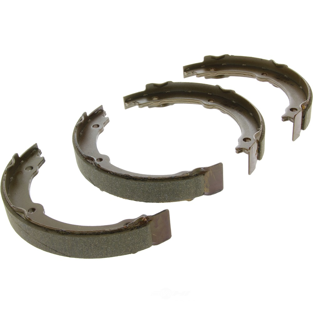 CENTRIC PARTS - Premium Brake Shoes-Preferred (Rear) - CEC 111.09080