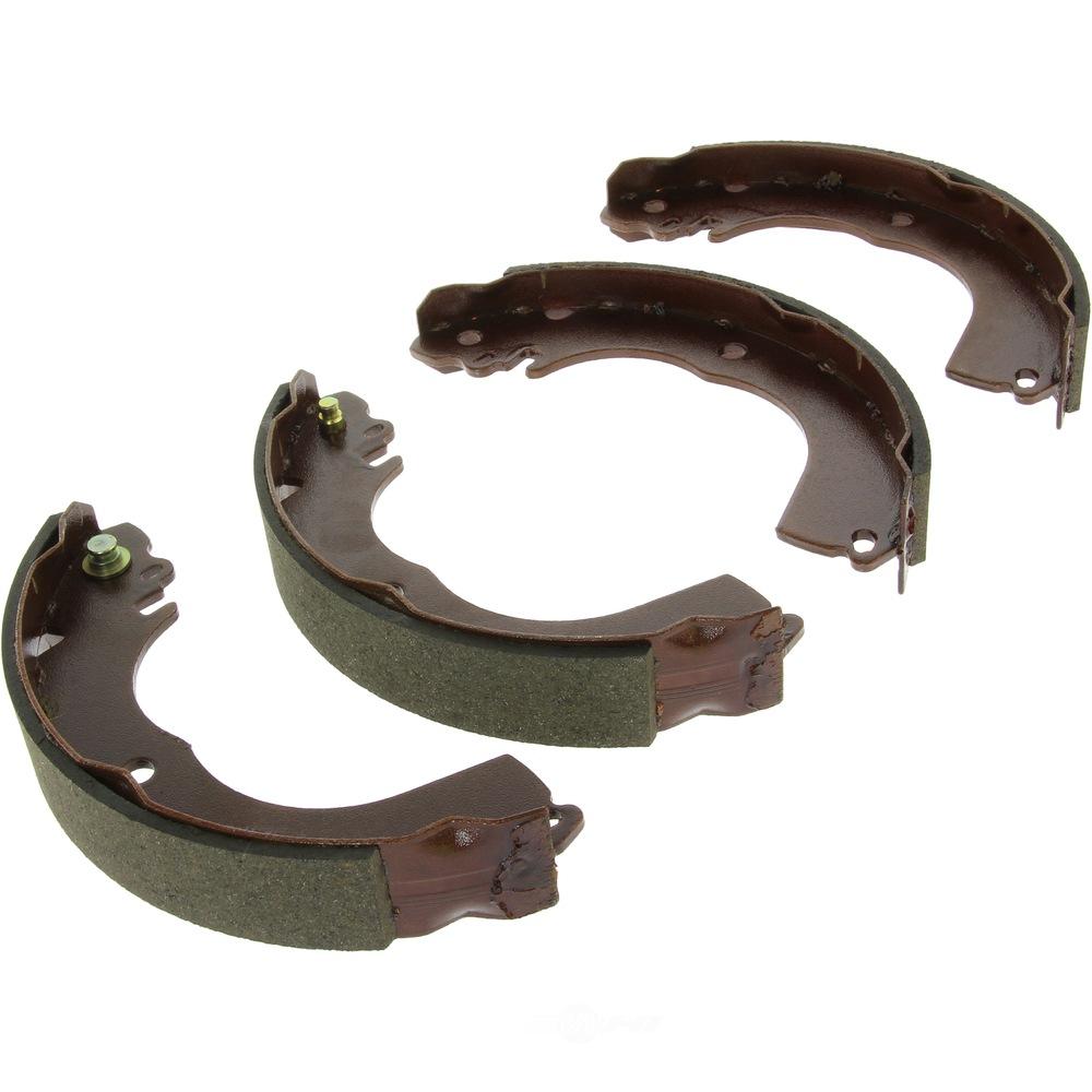 CENTRIC PARTS - Premium Brake Shoes-Preferred (Rear) - CEC 111.09240