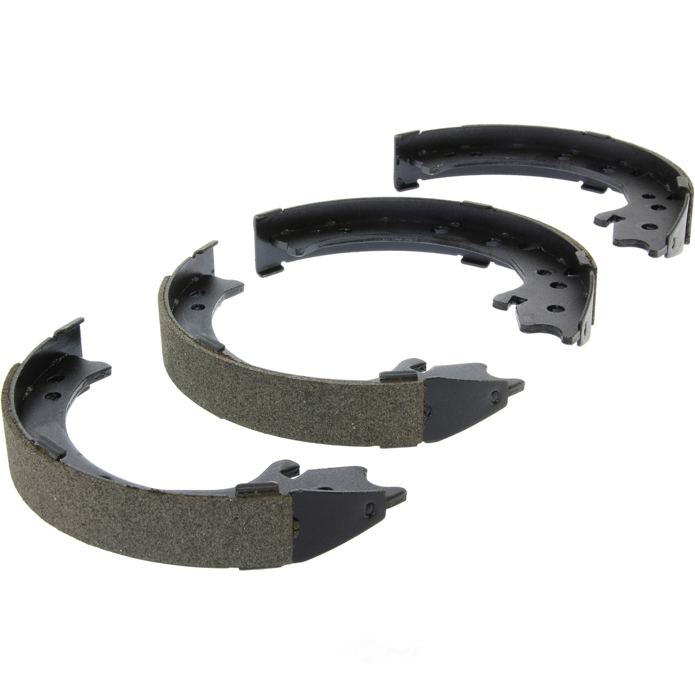 CENTRIC PARTS - Premium Brake Shoes-Preferred (Rear) - CEC 111.09280