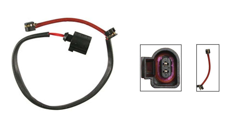 CENTRIC PARTS - Centric Premium Brake Pad Sensor Wires (Front) - CEC 116.33003