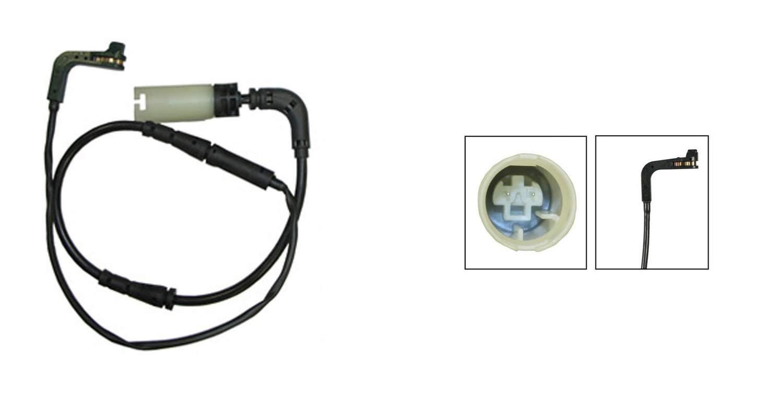CENTRIC PARTS - Centric Premium Brake Pad Sensor Wires (Rear) - CEC 116.34029