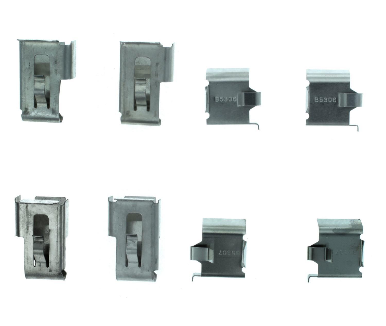 CENTRIC PARTS - Disc Brake Hardware (Front) - CEC 117.40006