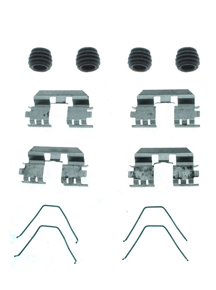 CENTRIC PARTS - Disc Brake Hardware (Rear) - CEC 117.40050