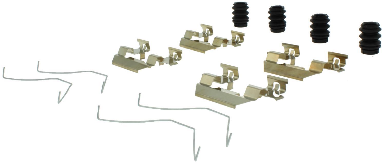 CENTRIC PARTS - Disc Brake Hardware (Front) - CEC 117.40052