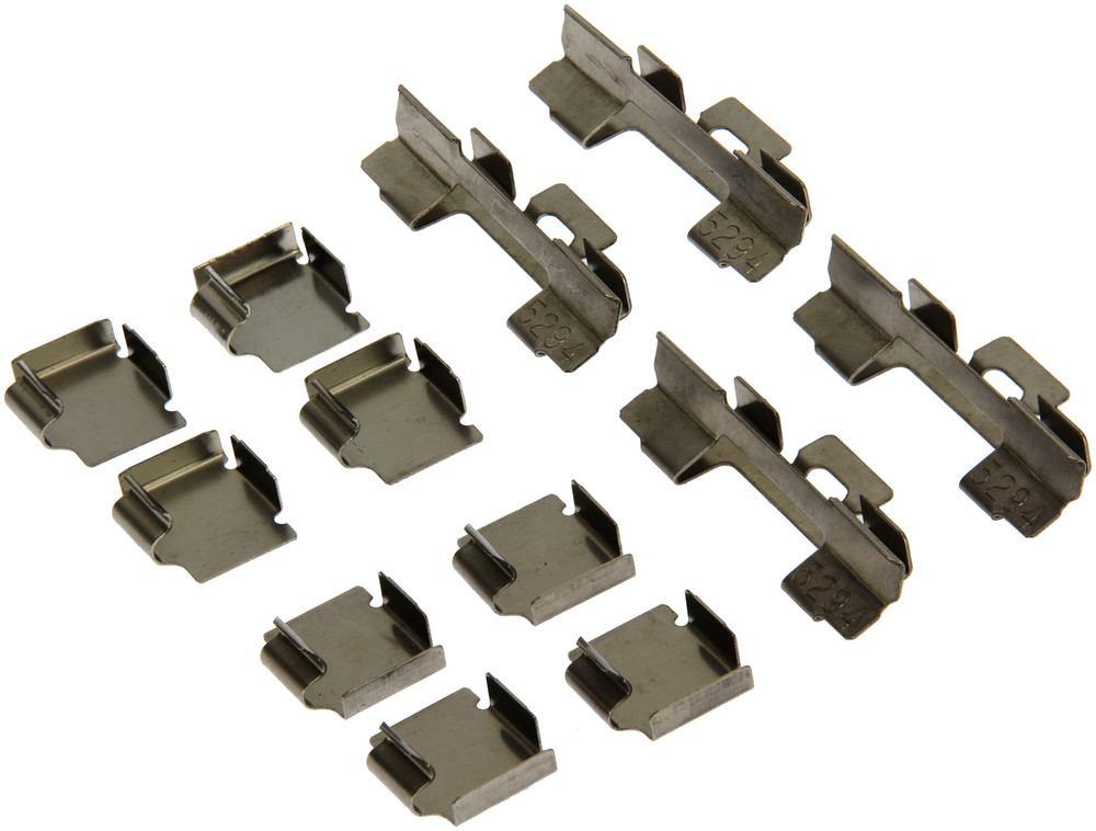 CENTRIC PARTS - Disc Brake Hardware (Front) - CEC 117.42006