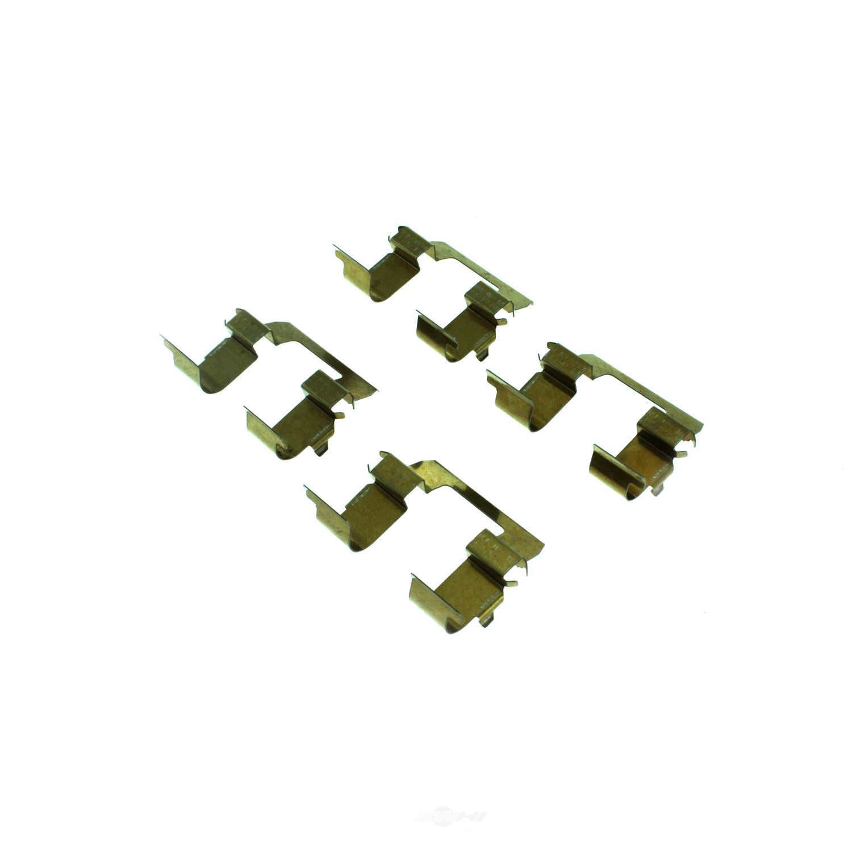 CENTRIC PARTS - Disc Brake Hardware (Rear) - CEC 117.42009