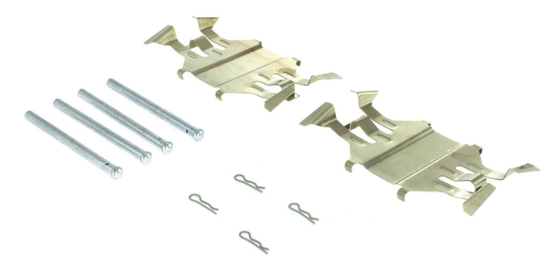 CENTRIC PARTS - Centric Premium Disc Brake Hardware Kits (Front) - CEC 117.42053