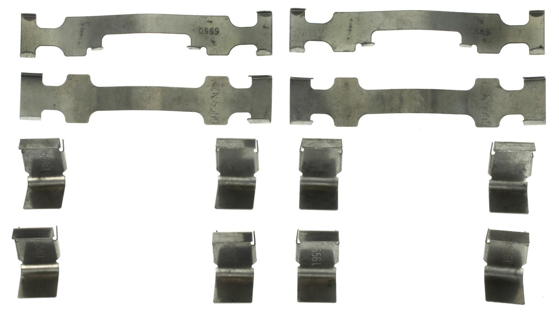CENTRIC PARTS - Disc Brake Hardware (Front) - CEC 117.43003