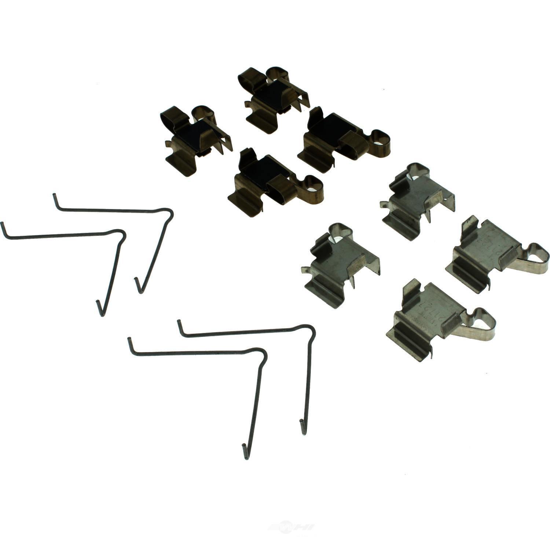 CENTRIC PARTS - Disc Brake Hardware (Rear) - CEC 117.44033