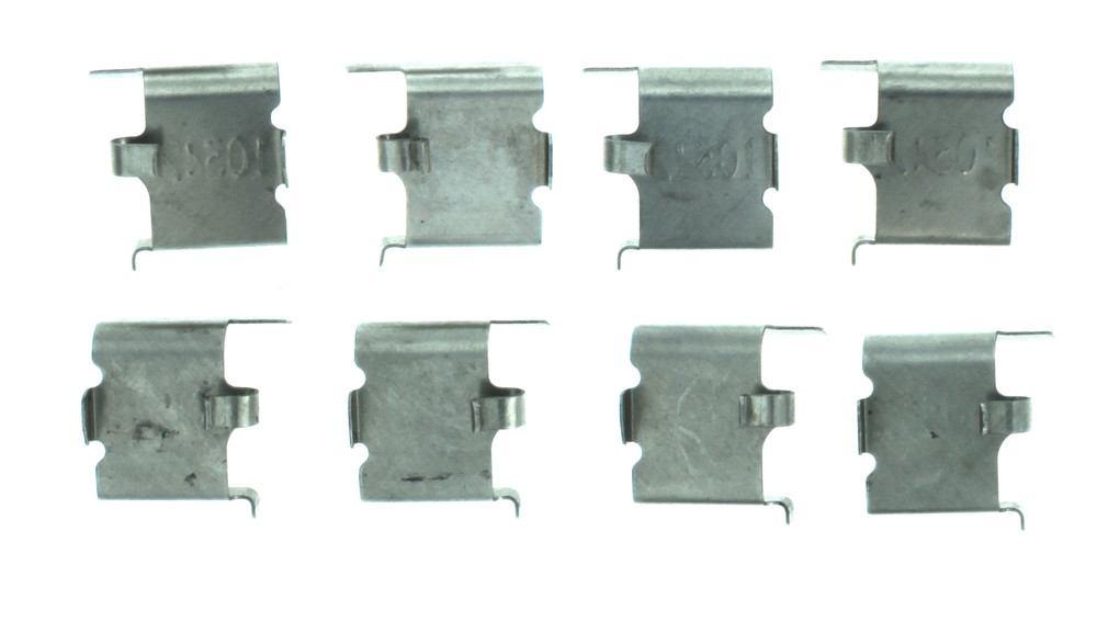 CENTRIC PARTS - Disc Brake Hardware (Rear) - CEC 117.44042