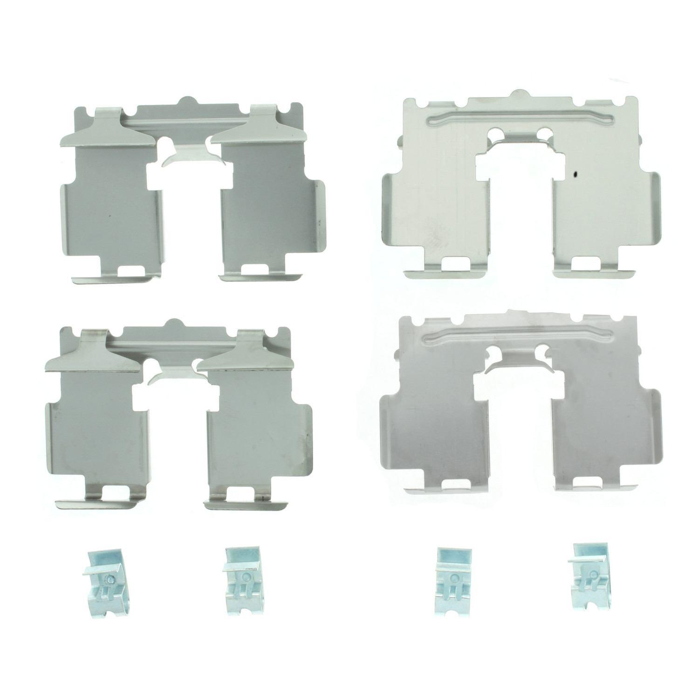 CENTRIC PARTS - Disc Brake Hardware - CEC 117.44087