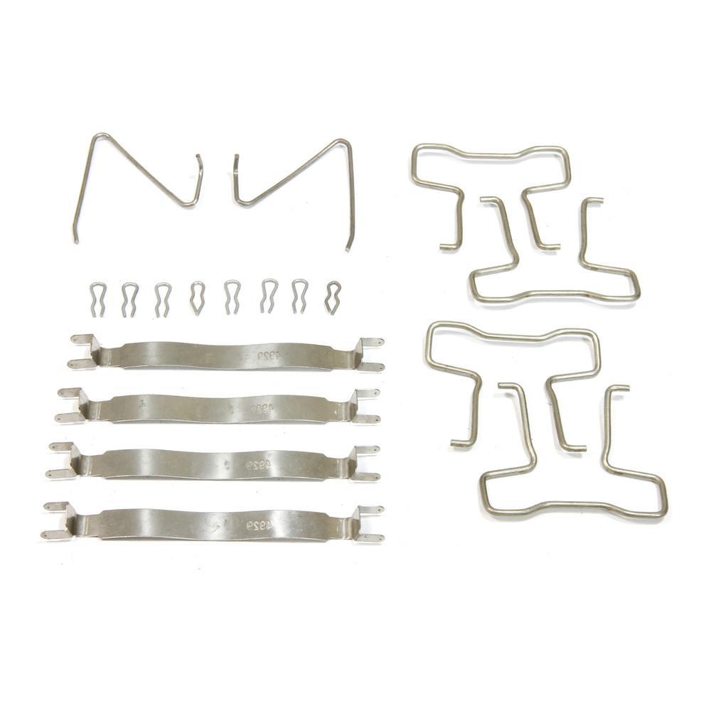 CENTRIC PARTS - Disc Brake Hardware (Front) - CEC 117.45027