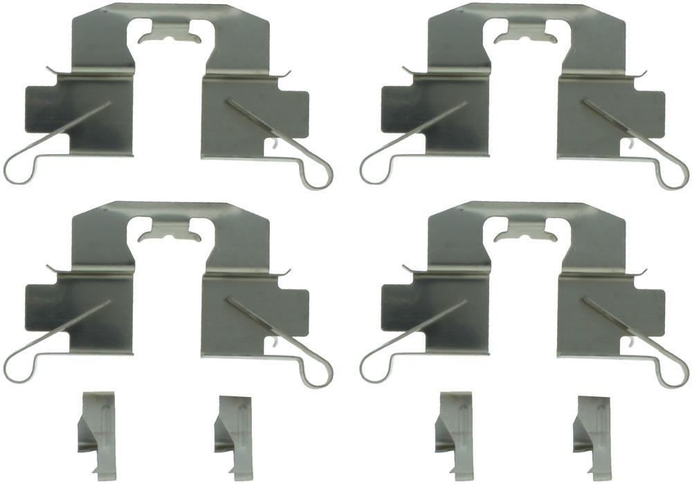 CENTRIC PARTS - Disc Brake Hardware (Rear) - CEC 117.45048