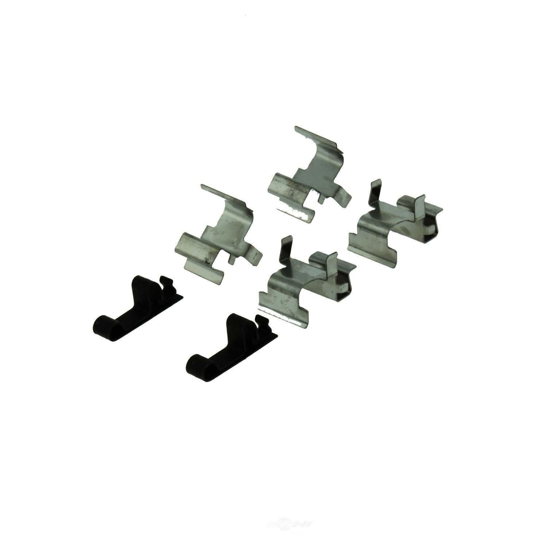 CENTRIC PARTS - Disc Brake Hardware (Rear) - CEC 117.46015