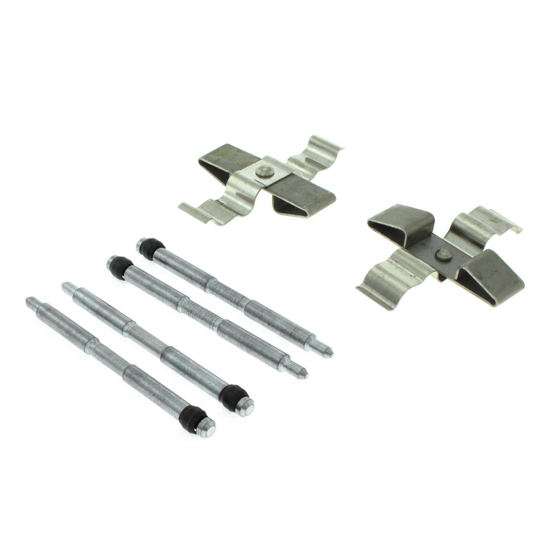CENTRIC PARTS - Centric Premium Disc Brake Hardware Kits (Rear) - CEC 117.46024