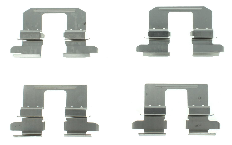 CENTRIC PARTS - Disc Brake Hardware (Rear) - CEC 117.46027
