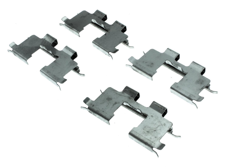CENTRIC PARTS - Centric Premium Disc Brake Hardware Kits (Rear) - CEC 117.51002