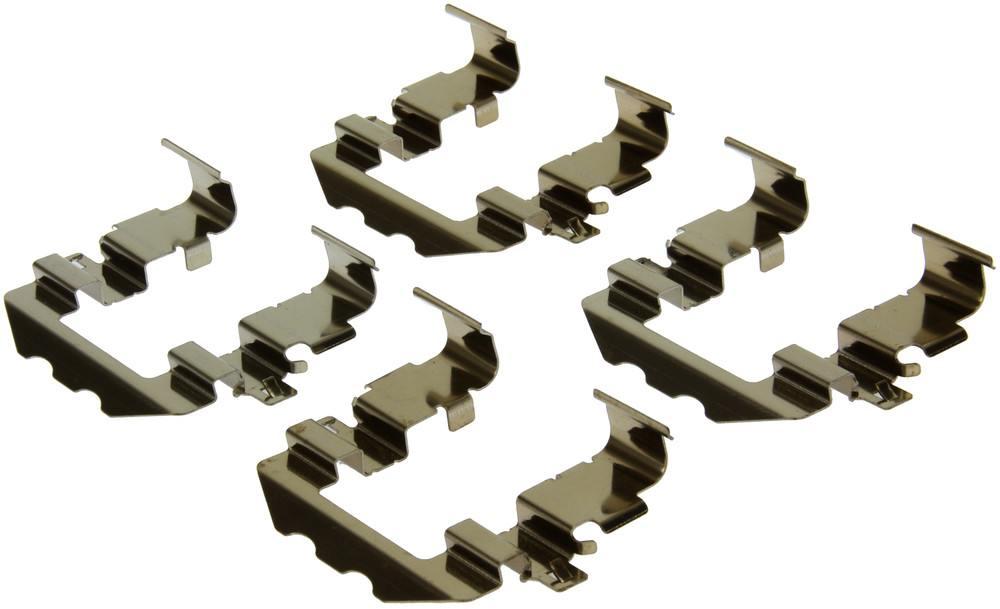 CENTRIC PARTS - Disc Brake Hardware (Front) - CEC 117.51039